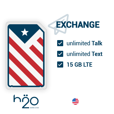 H2O US Plan for Exchange Students