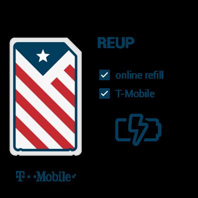 T-Mobile USA Refill
